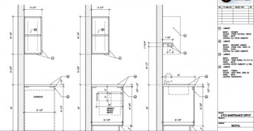 millwork drawings