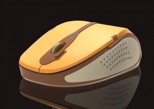 Computer Mouse CAD design