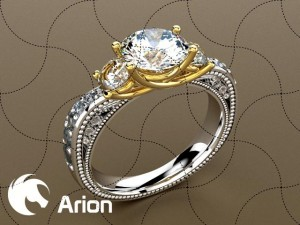 Ring Jewelry Design