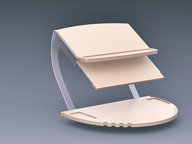 Angled Keyboard Crowdsourced Design Competition