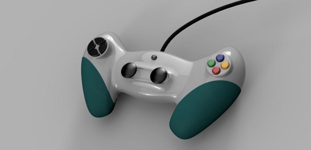 video game controller design industrial design contest
