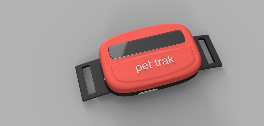 Pet Tracker Wearable CAD Design Contests