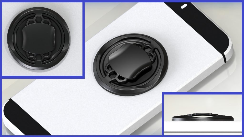 Smartphone accessory 3d modeling design challenge