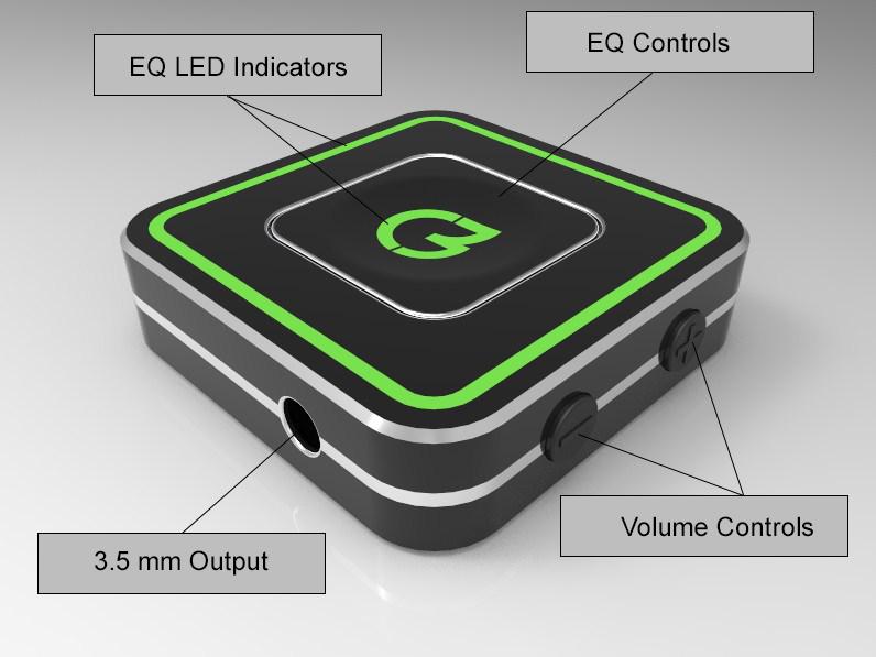 audio boost cad design
