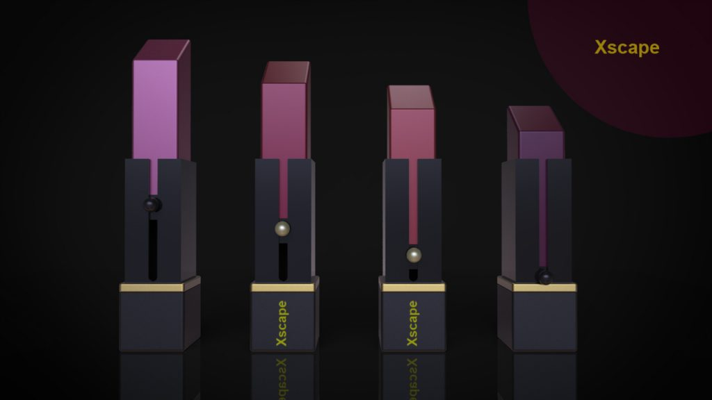lipstick product design freelance