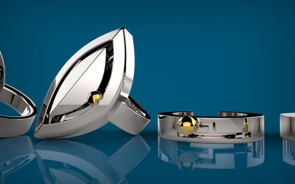 mechanical jewelry design challenge