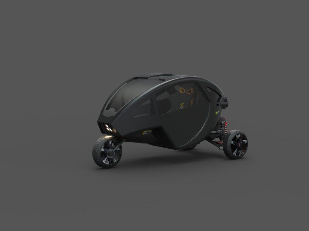 Innovative vehicle design