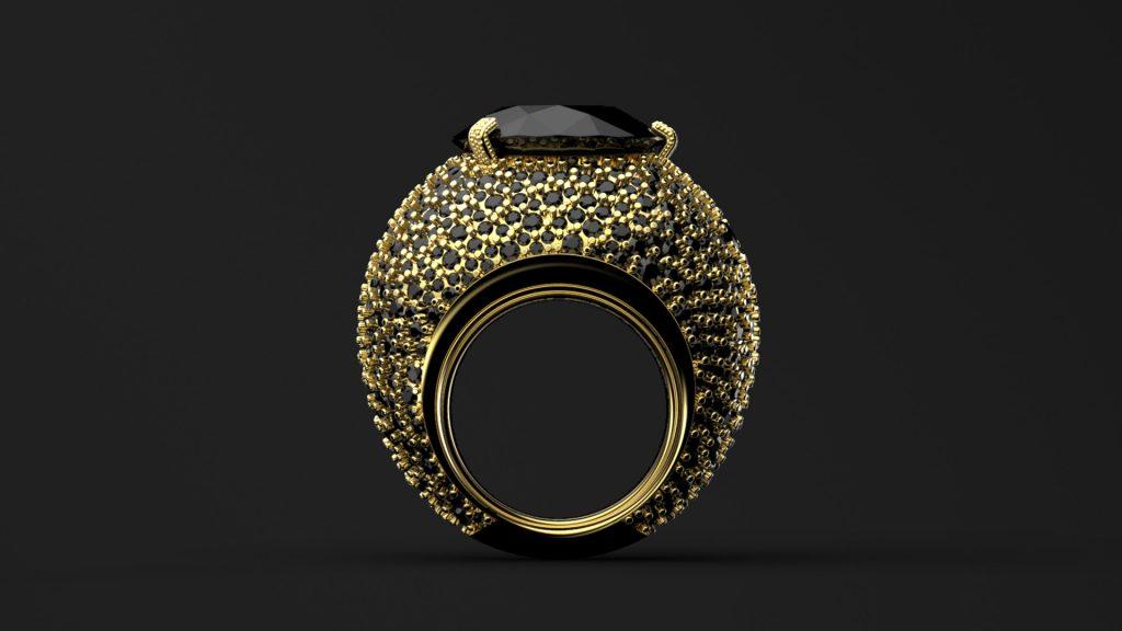 custom jewelry design services