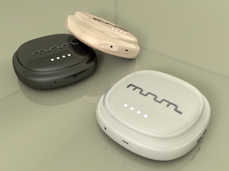 iphone audio booster product design