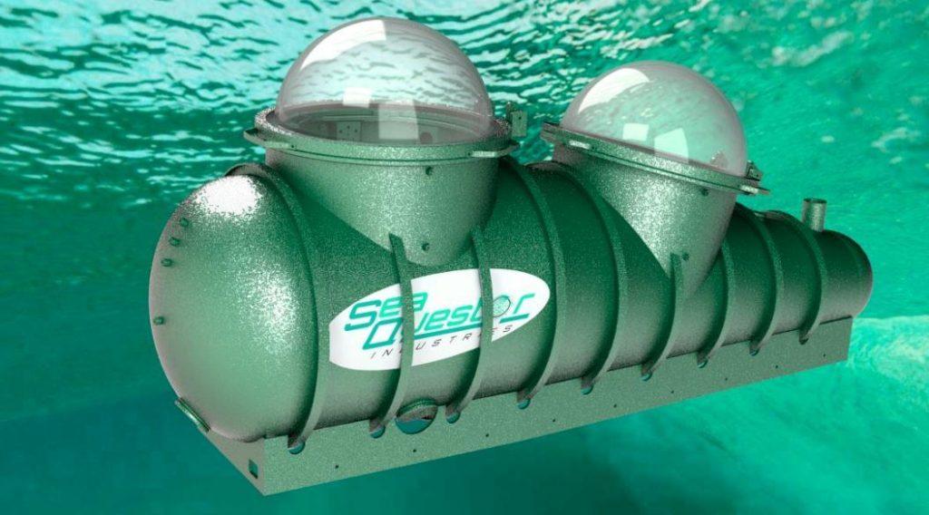 submarine design cool inventions