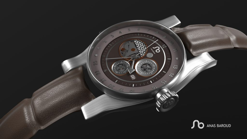 watch jewelry design