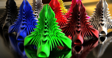 trends in 3d printing
