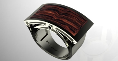 Ring Wood Inset