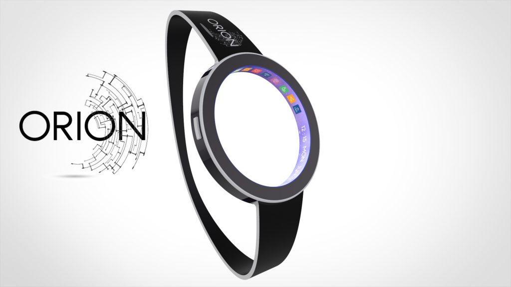 orion smart watch