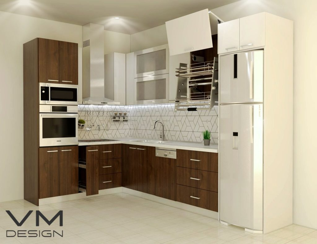 Kitchen - 3D Modeling & Visualization