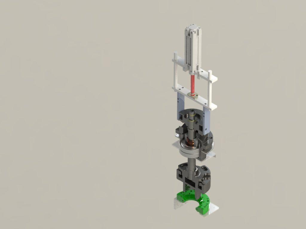 machine design for digitization