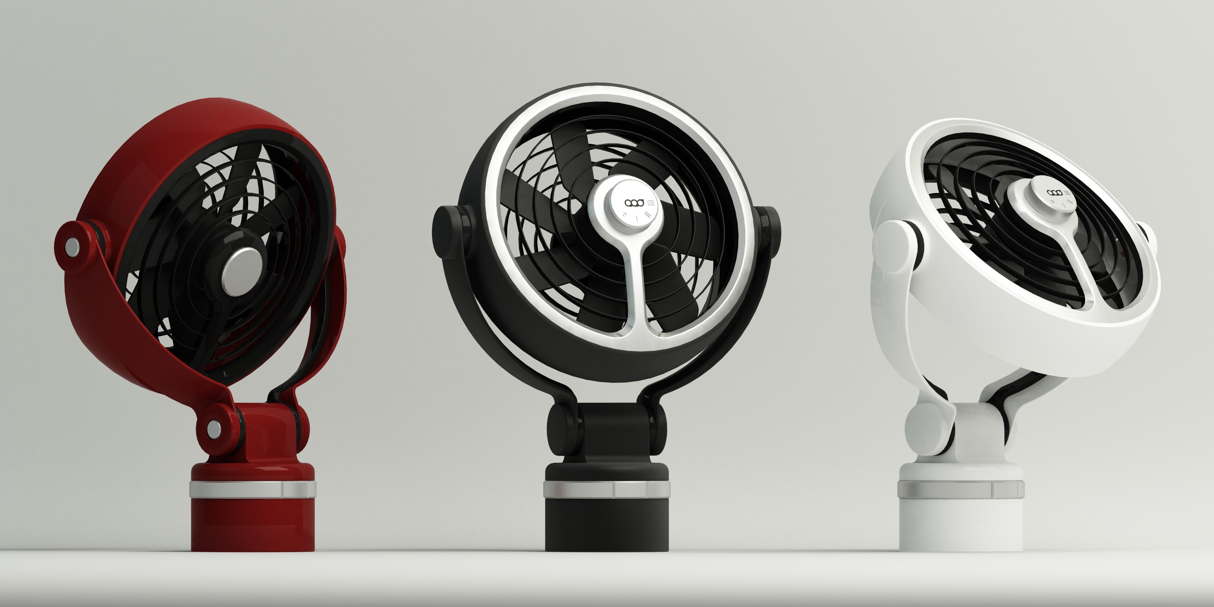 modern fan design