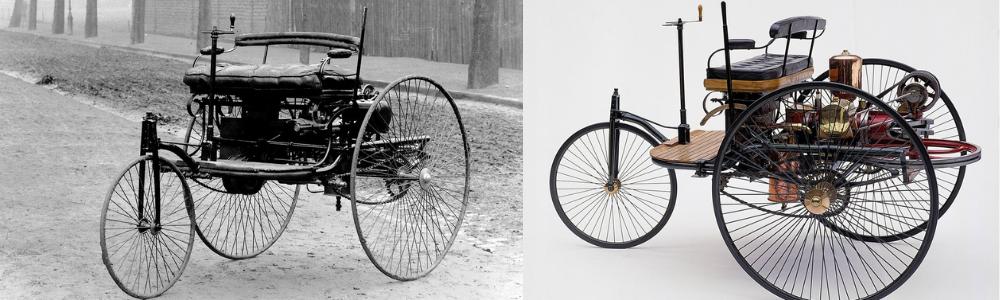 1885 Motorwagen