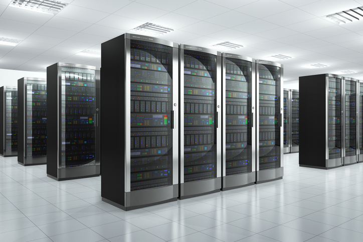 Modern network servers in a datacenter