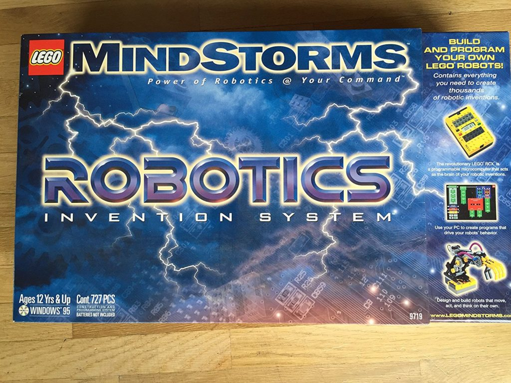 mindstorms robotics