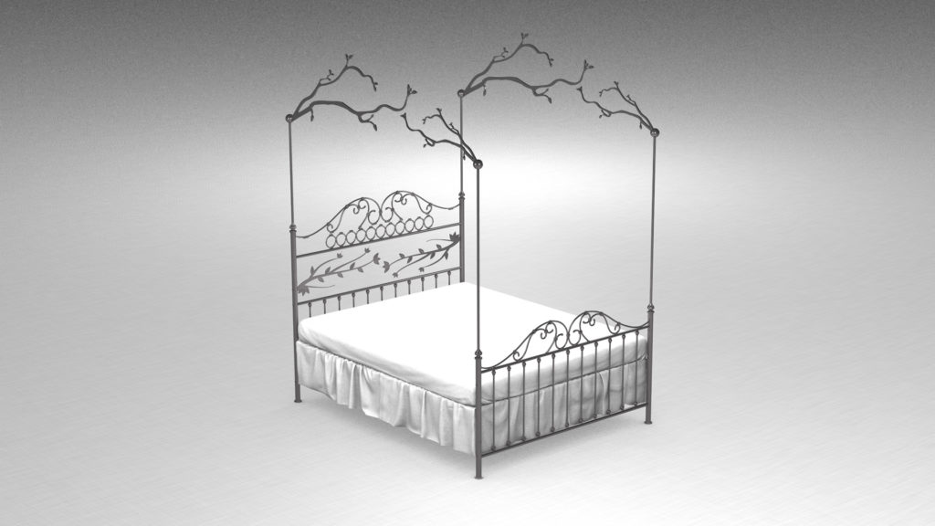 wire bed frames 12