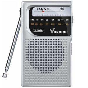 simplified radio