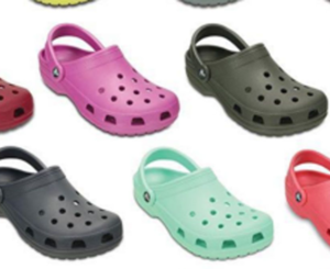 Crocs by Scott Seamans, George Boedecker, and Lyndon Hanson