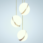 Freelance Lighting Fixture Design by Lee Broom