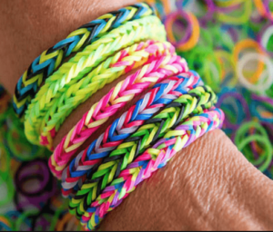Loom Bands by Cheong Choon Ng