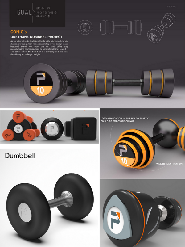New weightlifting product design services