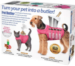 Pet Butler by Matt Boswell