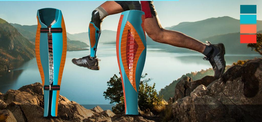 Prosthetic leg cover V 3.0 – Entry #38 by KP Harisankar
