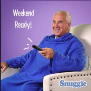 The Snuggie Invention