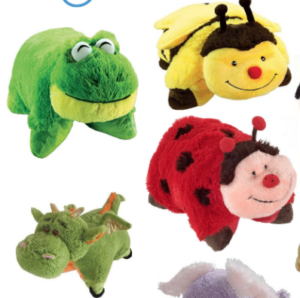 pillow pets invention