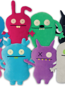 Uglydoll by David Horvath and Sun-Min Kim