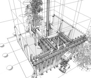 3D modeling for accurate design planning