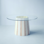 Freelance lamp, glass and furniture design by Cecilie Manz