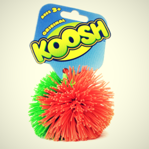 the koosh ball invention