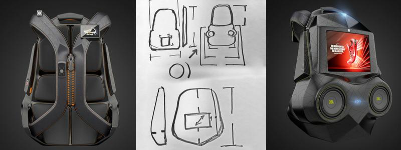 Industrial design constraints
