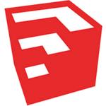 SketchUp 3D logo