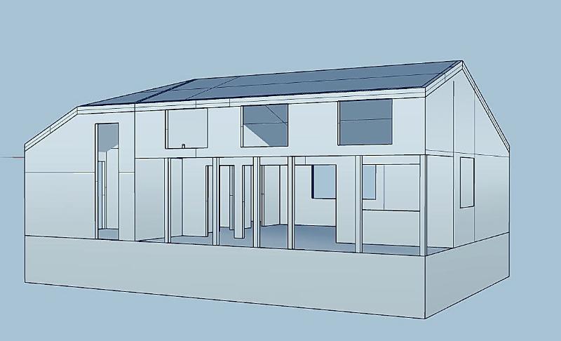 Freelance 3D house rendering by sergiu.nasta
