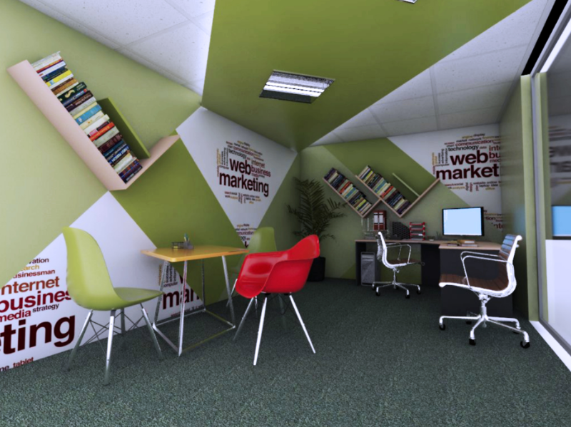 New Office 3D Design Concept Contest