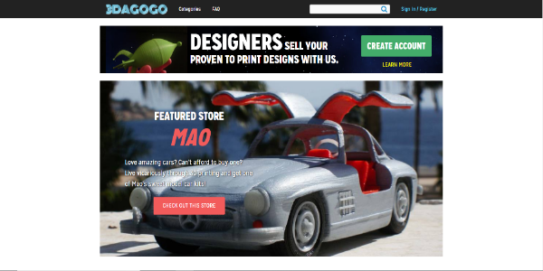 3Dagogo – Free and paid 3D assets