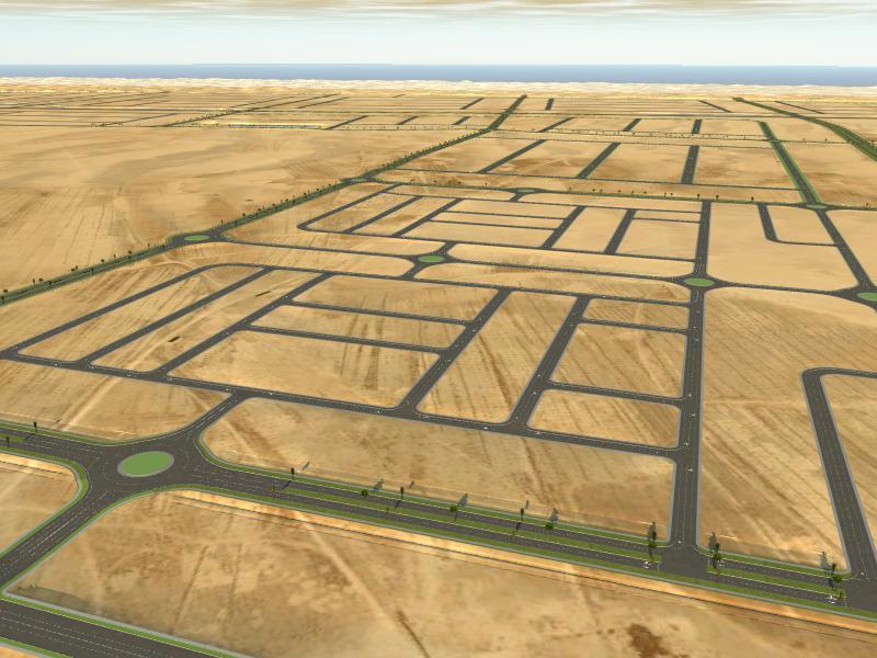 Flood plain design by freelance engineer Dkourbetis