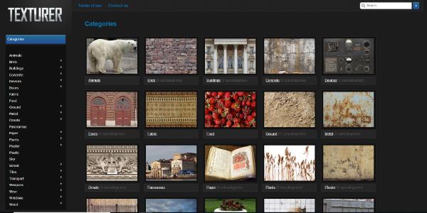 Texturer – Free 3D assets