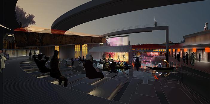 Tokyo casino design project