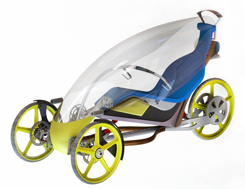 Tricycle product design