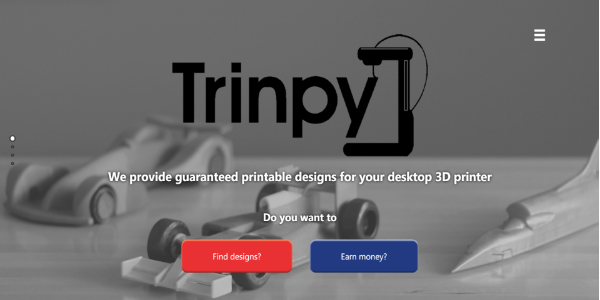 Trinpy free 3d assets