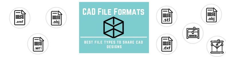 Top CAD File Formats for Sharing 3D and 2D CAD Designs | Cad