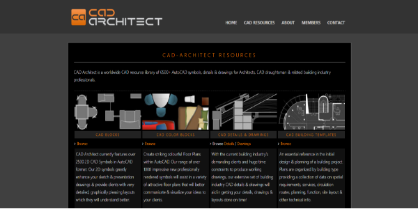 cad architect